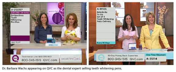 QVC Appearances